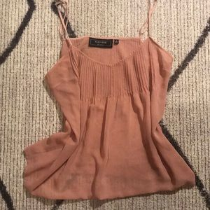 LG Fletcher by Lyell [URBAN OUTFITTERS] sheer cami